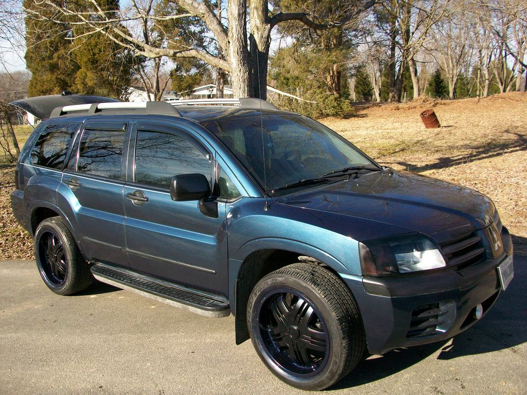 2004 Mitsubishi Endeavor pictures information and specs   Auto 1024x768