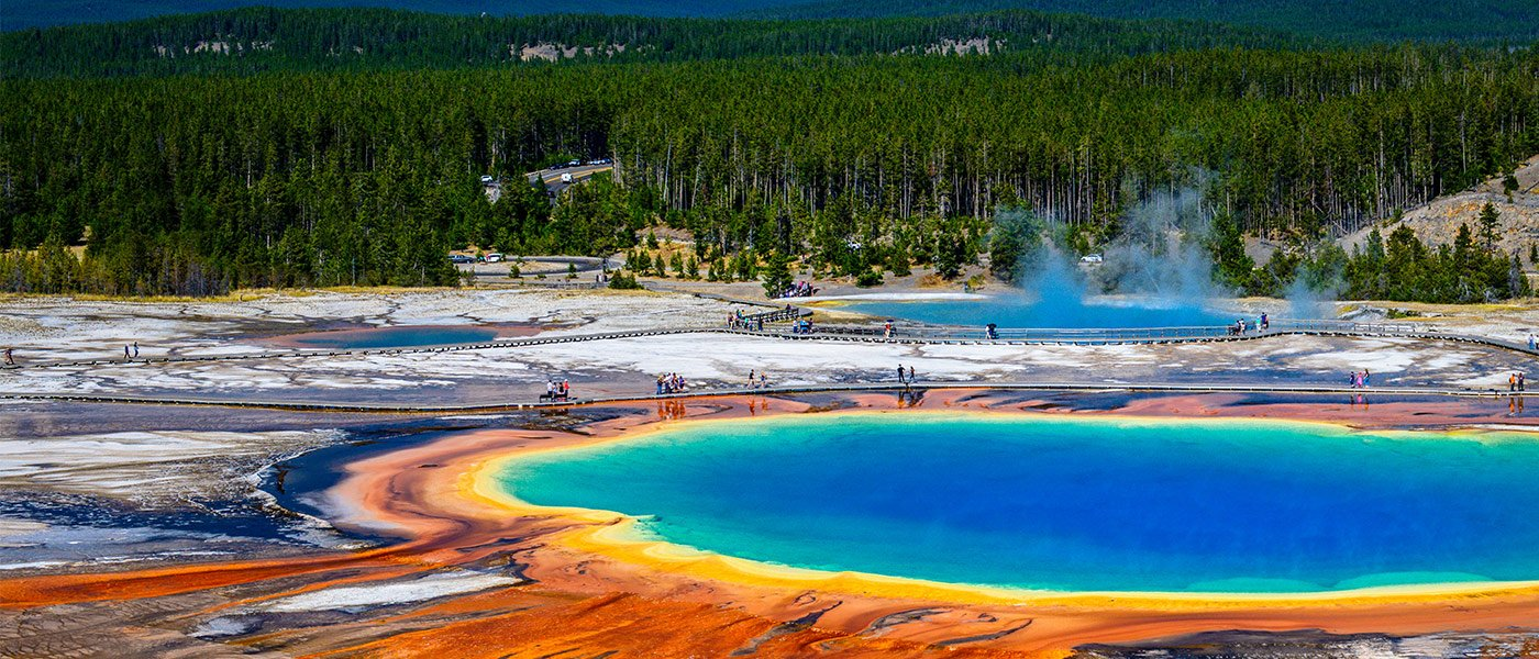 Conservation Compassion and Awe in Yellowstone National Park 1400x600