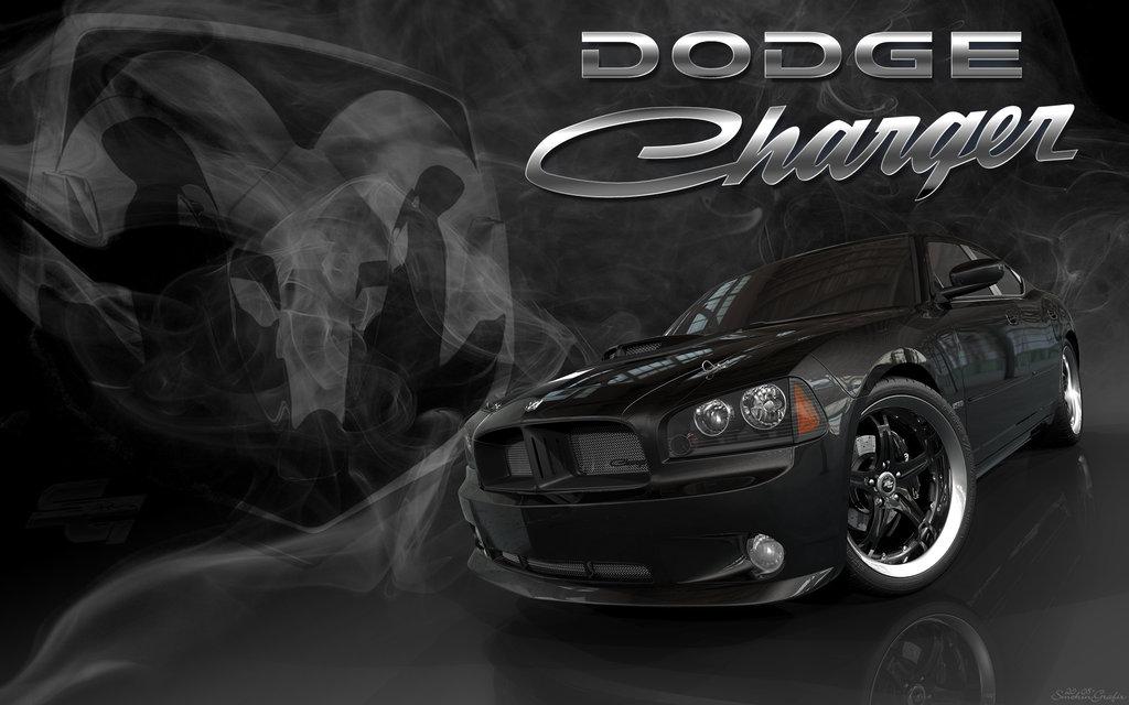 Dodge Charger Wallpaper Style by SmokinGrafix 1024x640