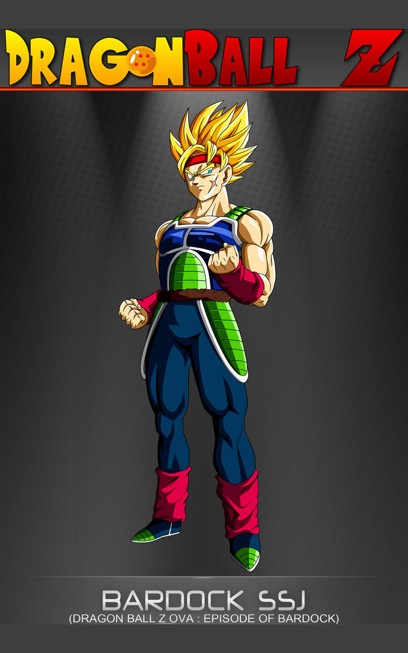 Bardock   Dragon Ball Z Mobile Wallpaper 12236 800x1280