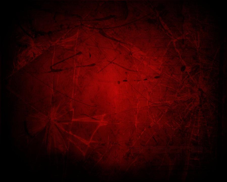 Grunge Wallpaper RedSinistre by cmsART 900x720