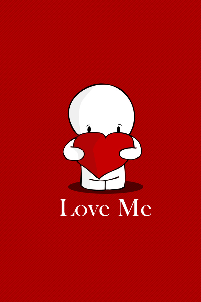 41 Cute Valentine iPhone Wallpapers To Download 640x960