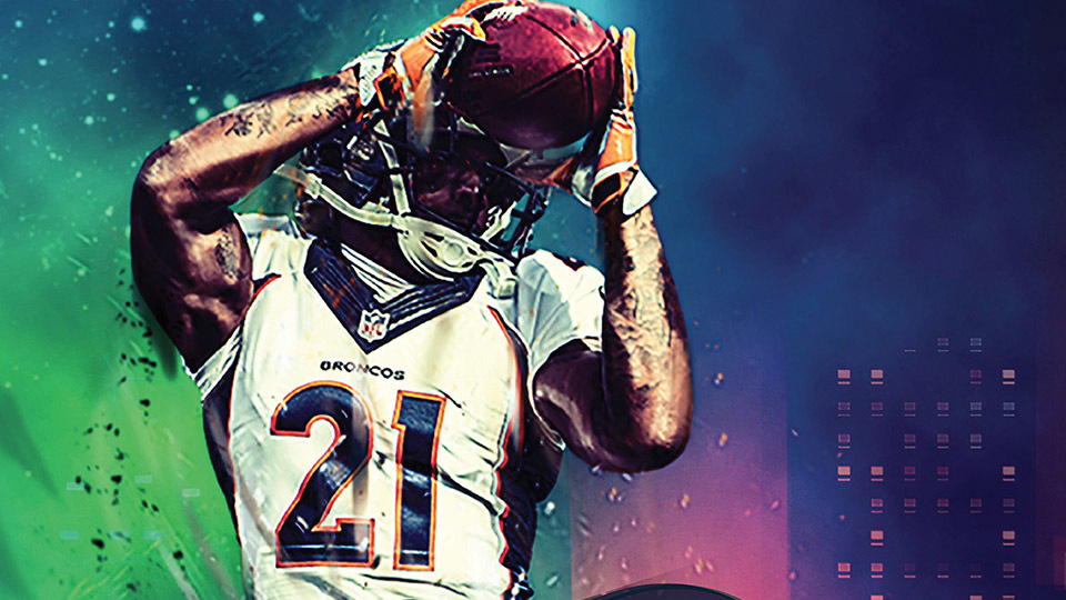 Exclusive Mobile Wallpaper Aqib Talib 960x540