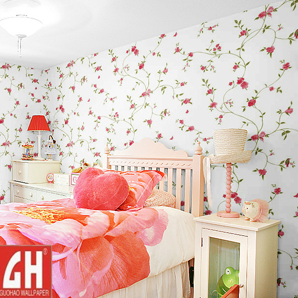 China Home Decor Wallpaper with PVC Material Photos Pictures   Made 600x600