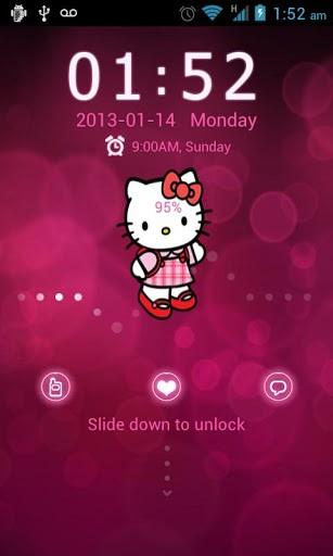 307x512px Hello Kitty Lock Screen Wallpaper Wallpapersafari