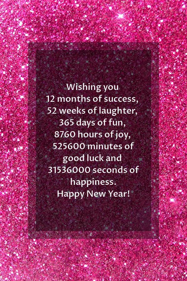 80 Happy New Year Images with Wishes Quotes New year wishes 600x900
