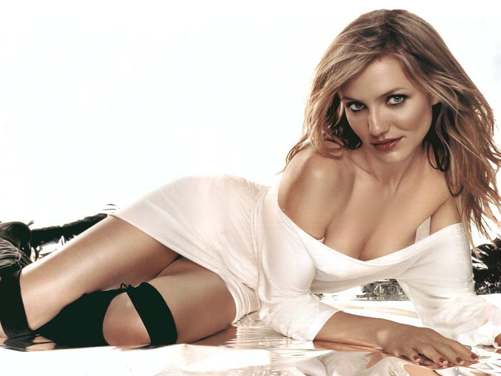 Cameron Diaz desktop wallpaper   Top wallpaper 1024x768