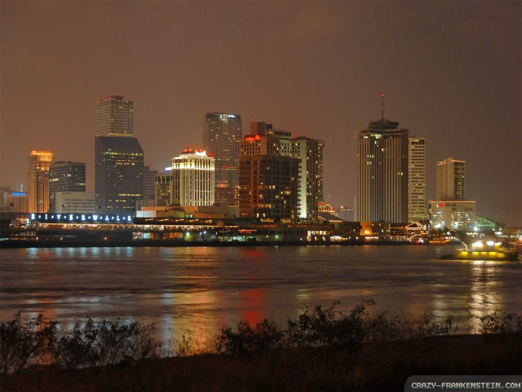 Free Download Wallpaper Night New Orleans Wallpapers