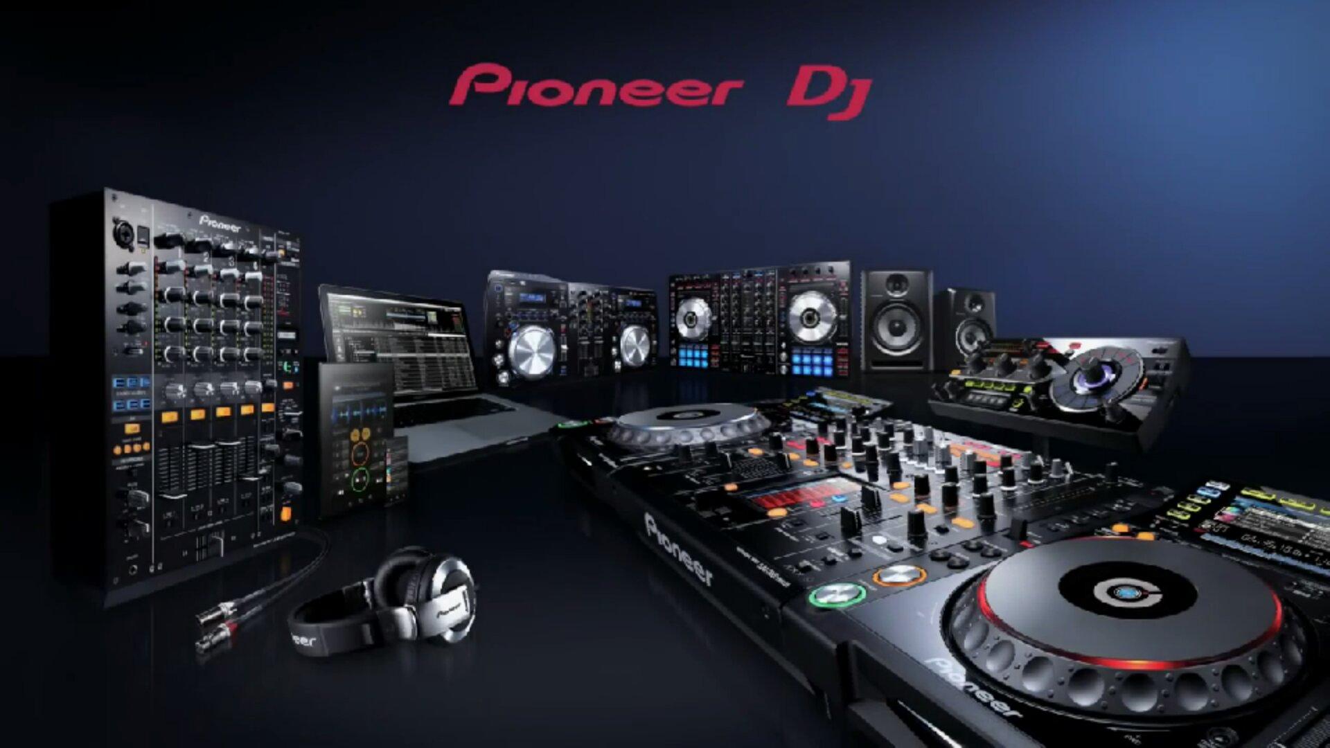 Pioneer Dj Wallpaper