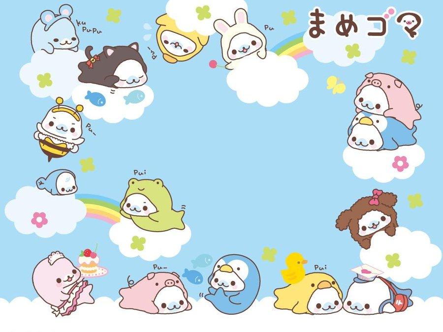 Cute Anime Animals Wallpaper Wallpapersafari