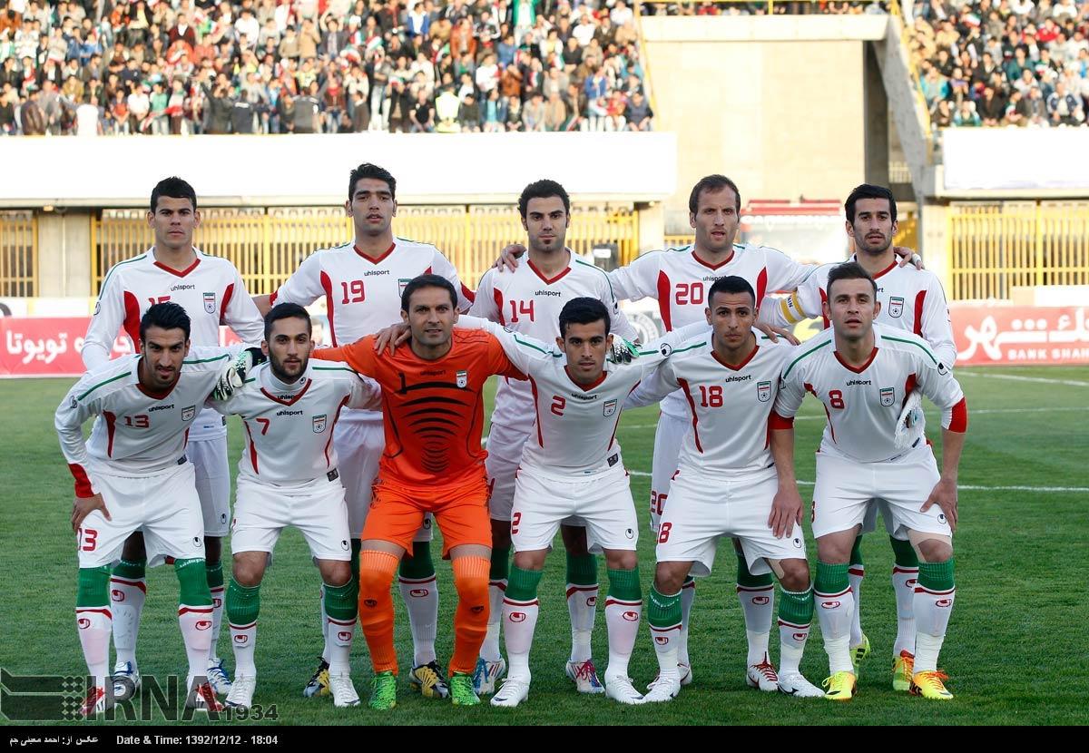 Image Gallery Fotbal Iran 1200x830