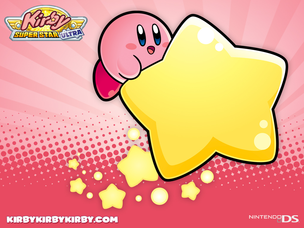 Free Download Kirby Images Kirby Super Star Ultra Hd Wallpaper And