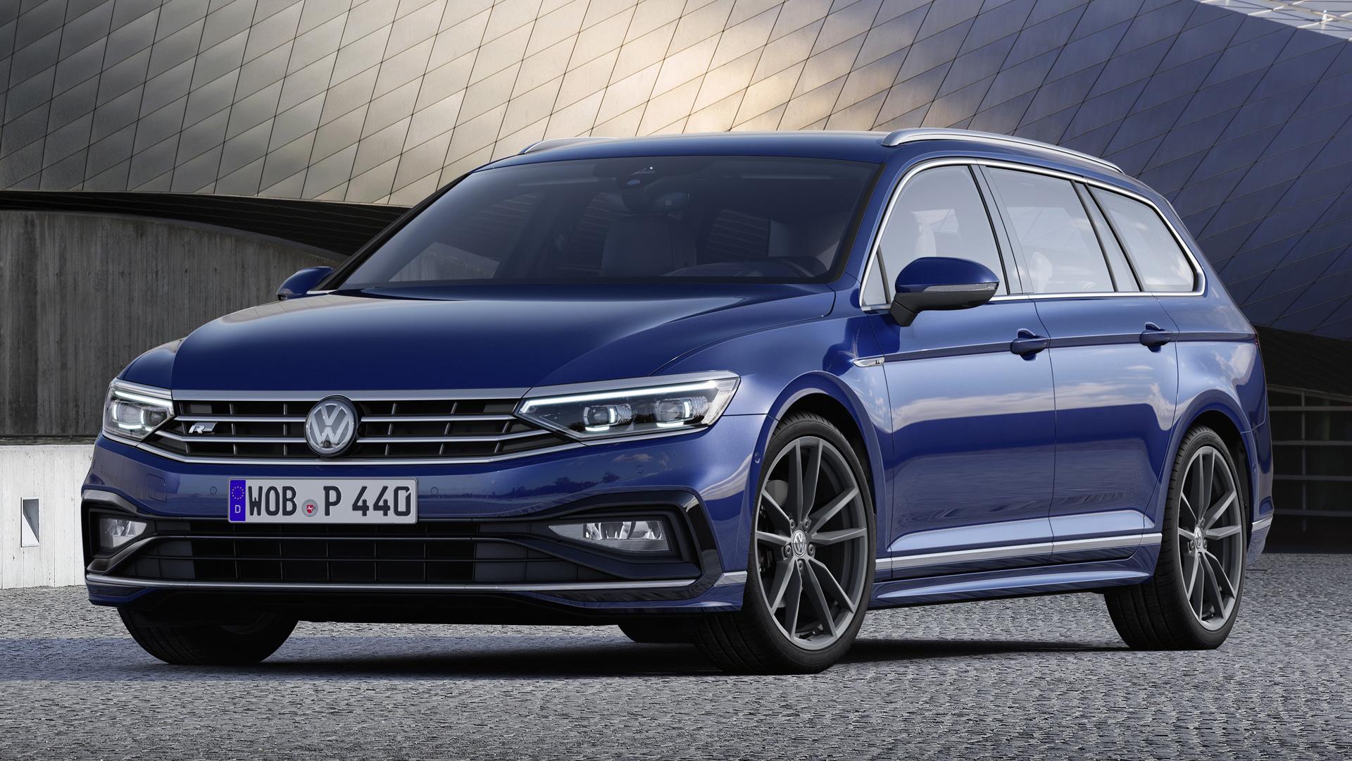 2019 Volkswagen Passat Variant R Line   Wallpapers and HD Images 1920x1080