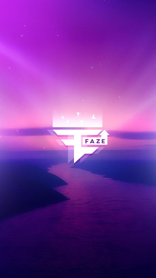 FaZe iPhone Wallpaper Designs 1 on Behance 600x1065