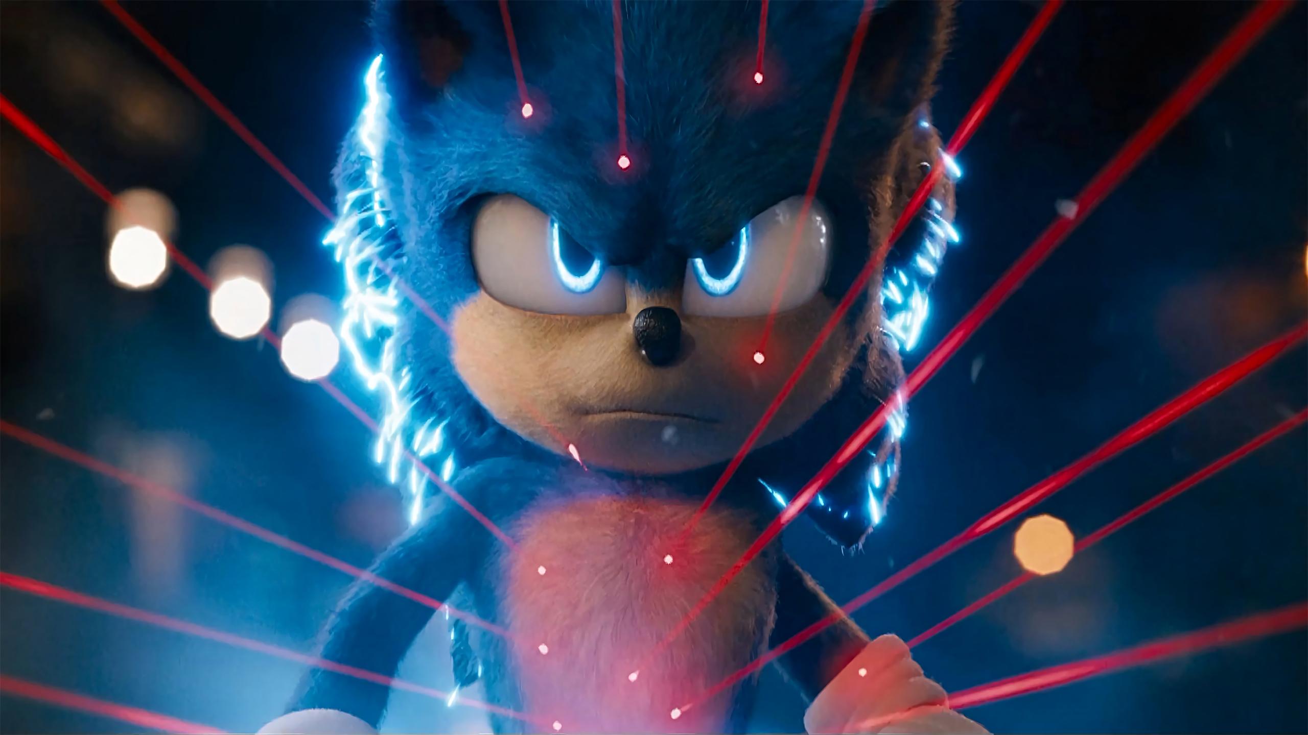Sonic The Hedgehog Movie 2020   2560x1440 Wallpaper   Ecopetitcat 2560x1440