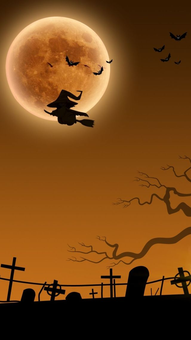 Shop Now   Halloween Cute Phone Background Hd Wallpapers 640x1136