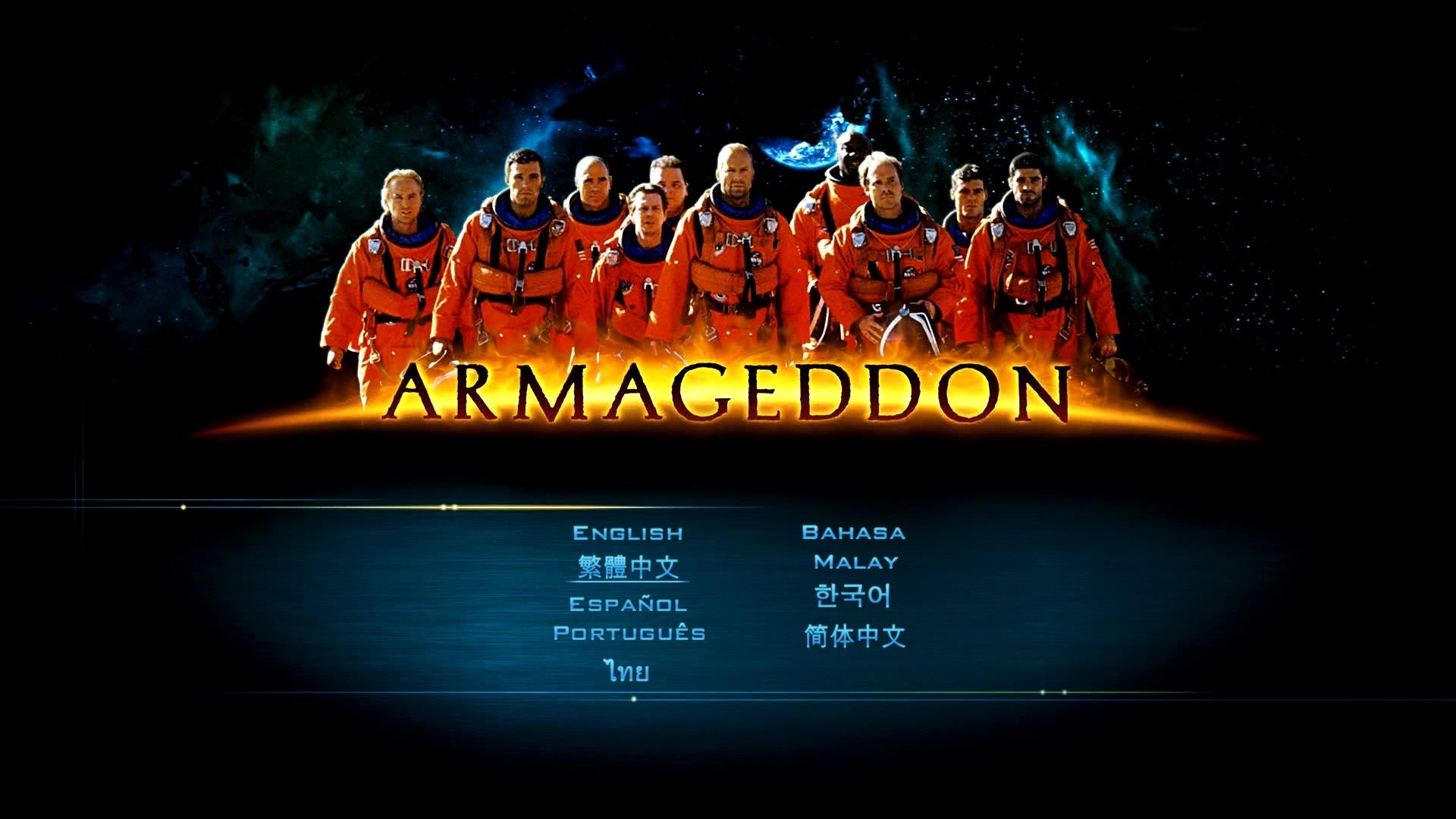 ฝรั่ง]-[BD-Movie] Armageddon (1998) / อาร์มา ...