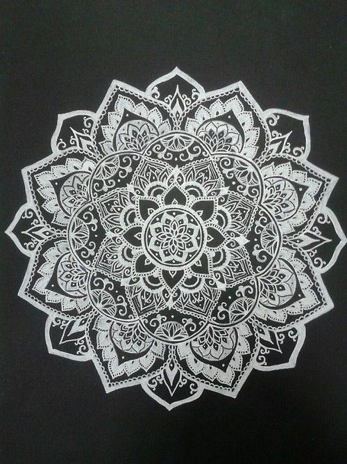 iPhone wallpapers Lotus Mandala Tattoo Pinterest iPhone 500x667