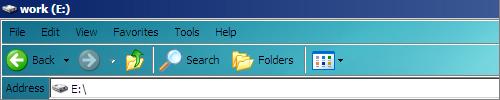Change the Explorer Toolbar Background   Internet Explorer   TechMynd 500x100