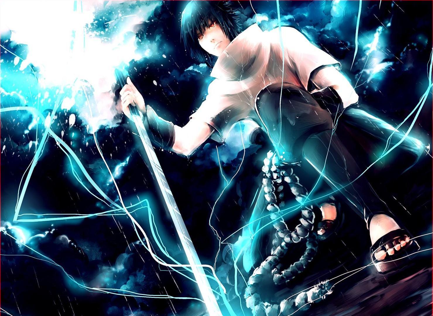 Sasuke Wallpaper HD Awesome Uchiha Sasuke Chidori Skill HD Wallpaper 1479x1080