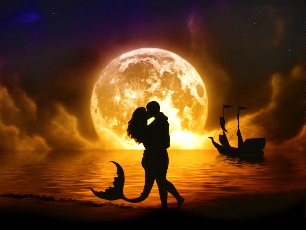 High Definition Backgrounds Love Kiss   3d Wallpaper Hd Love Kiss 1280x960