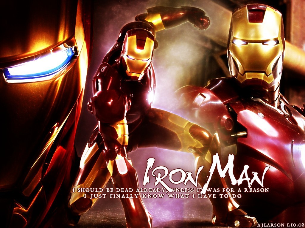 Iron Man 3 Movie Wallpaper HDWallpaper Background Wallpaper Background 1024x768