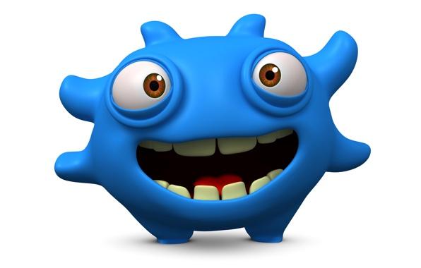 Cartoon Characters Monsters : Cute animated monster wallpaper wallpapersafari