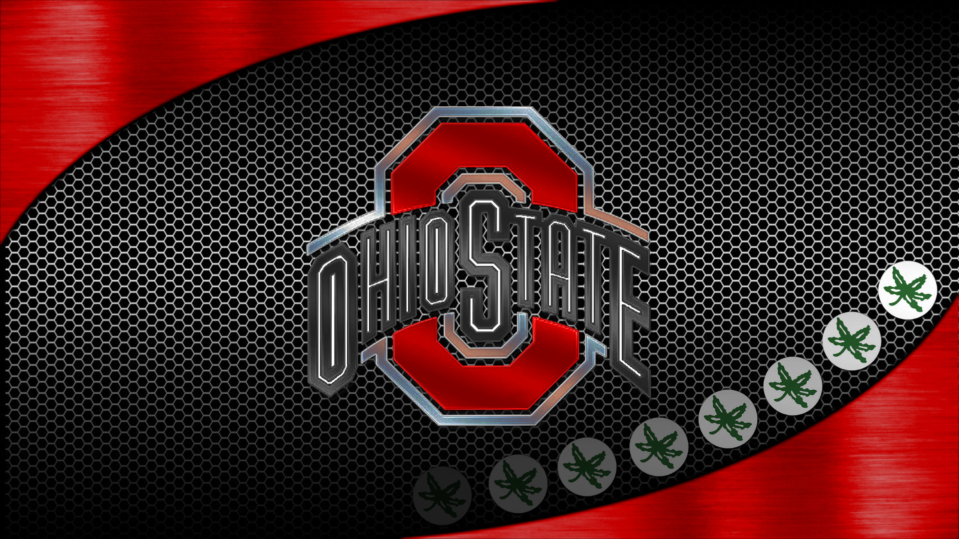 OSU Wallpaper 532 Ohio State Buckeyes Pinterest 1920x1080
