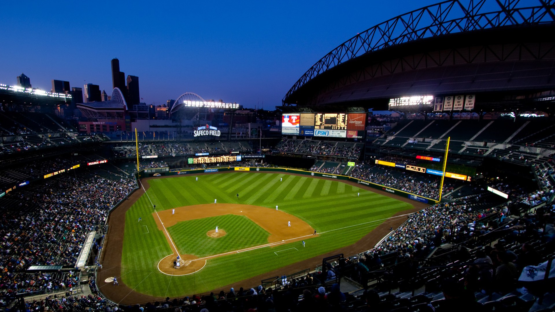 Seattle Mariners Wallpaper 14   1920 X 1080 stmednet 1920x1080