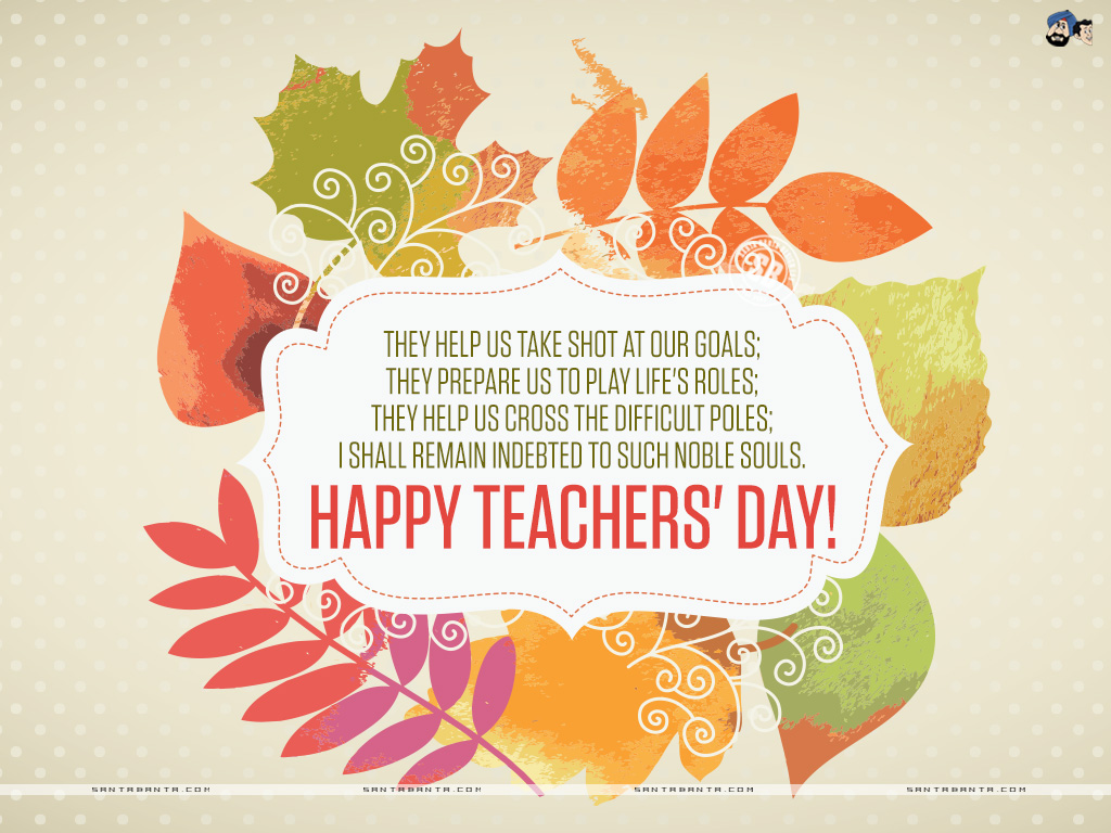 Teachers Day Wallpaper 14 1024x768