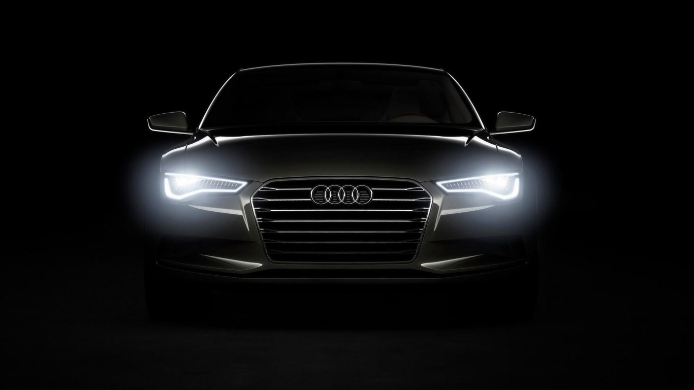 HD Image Audi High Resolution World Of Wallpaper HQ Backgrounds HD 1366x768