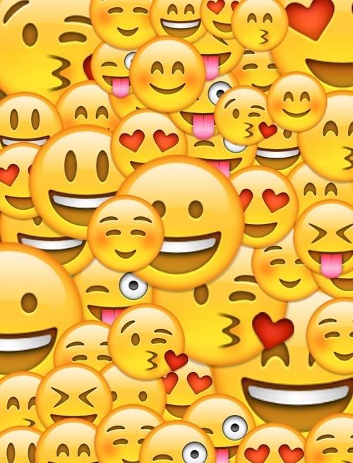 emoji wallpaper background full paper - photo #6