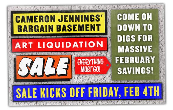 Discount Clearance Liquidation Wallpaper 570x364