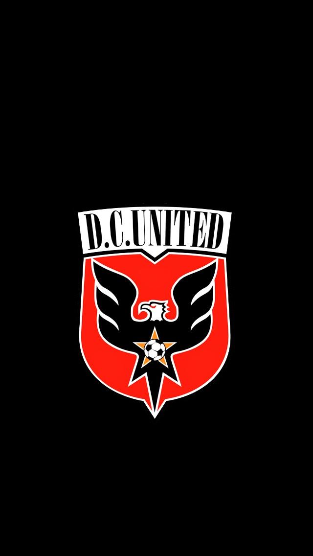 DC United Wallpaper 640x1136