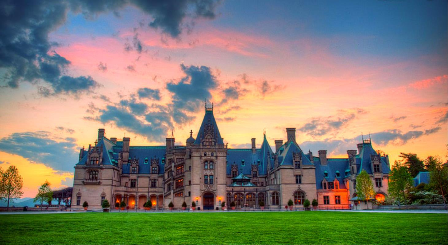 The biltmore house asheville nc HQ WALLPAPER   97415 1460x797