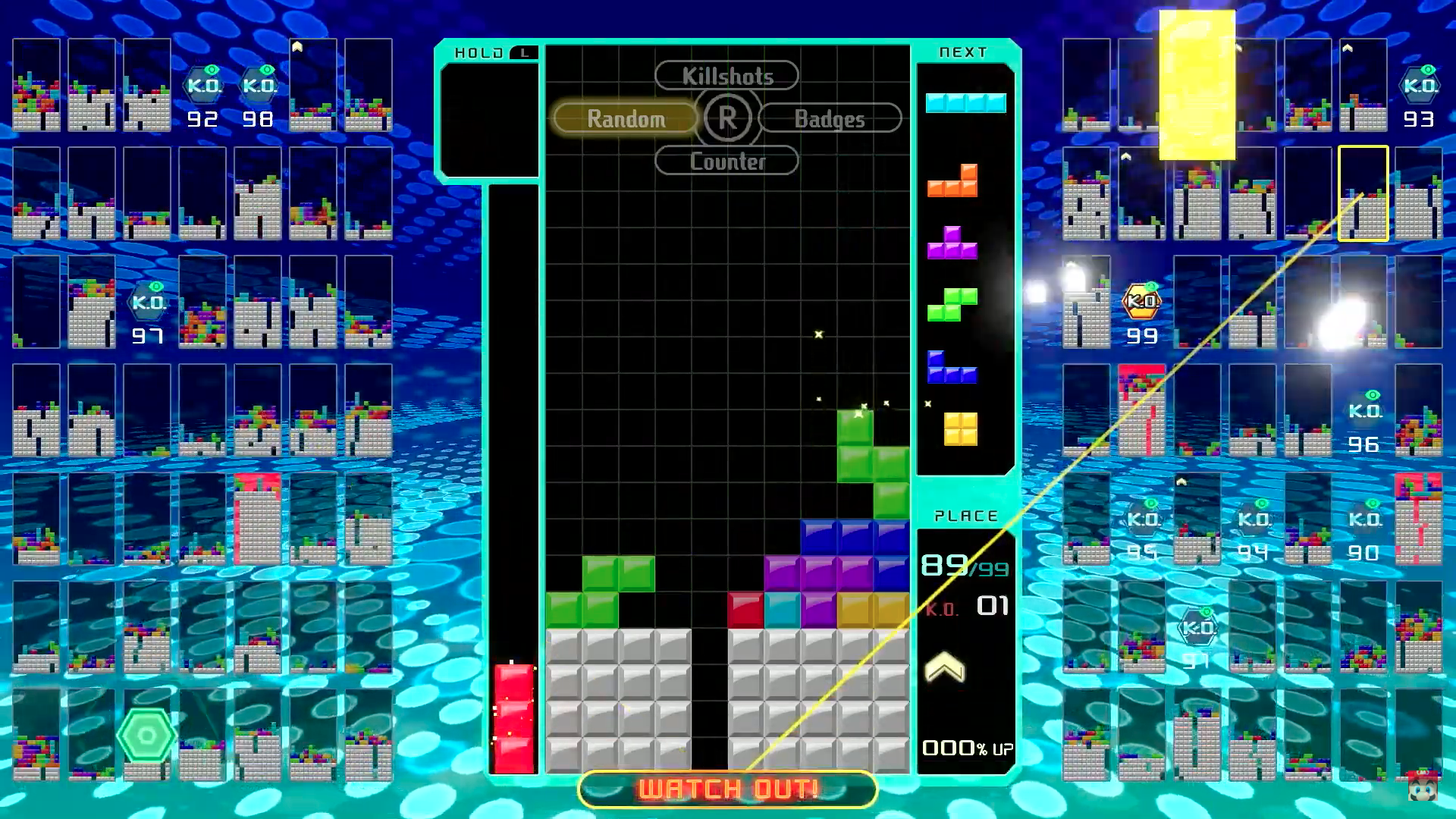 Tetris battle royale is real and on Nintendo Switch today 1920x1080