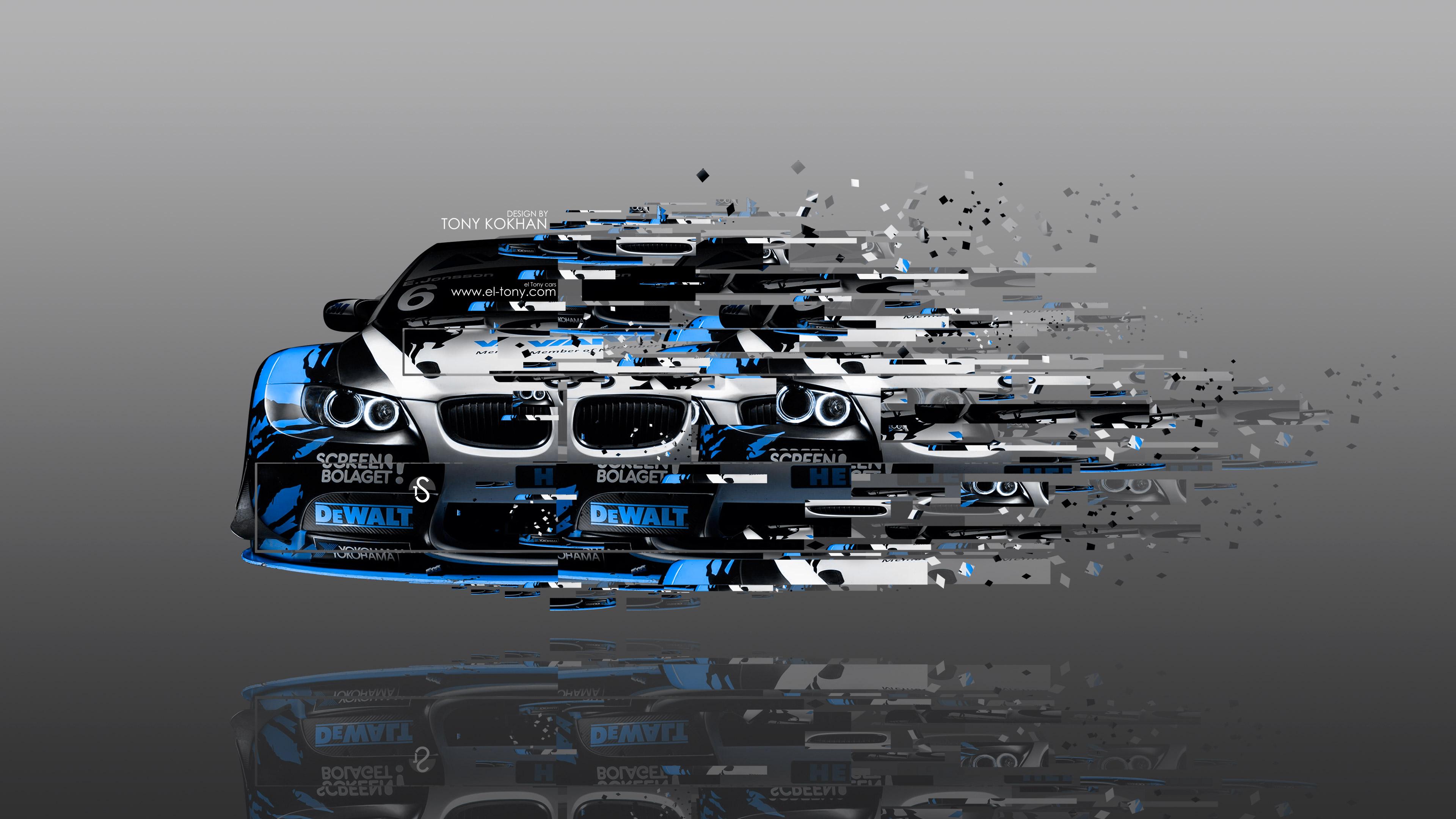 BMW M3 E92 Tuning Front Fantasy Transkinetiks Car  el tonycom 3840x2160