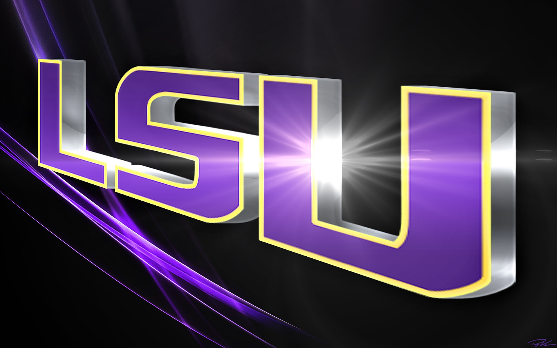 Lsu Tigers Wallpaper Lsu Tigers 1920x1200