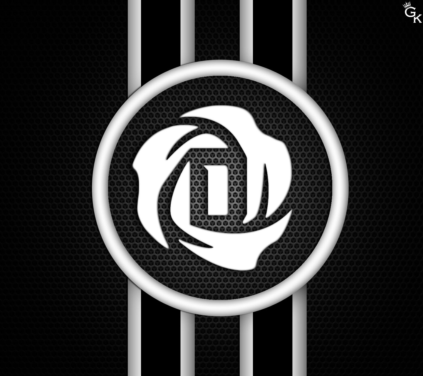 Derrick Rose Emblem GK Phone Wallpaper by SuPeRxJOKER 1440x1280