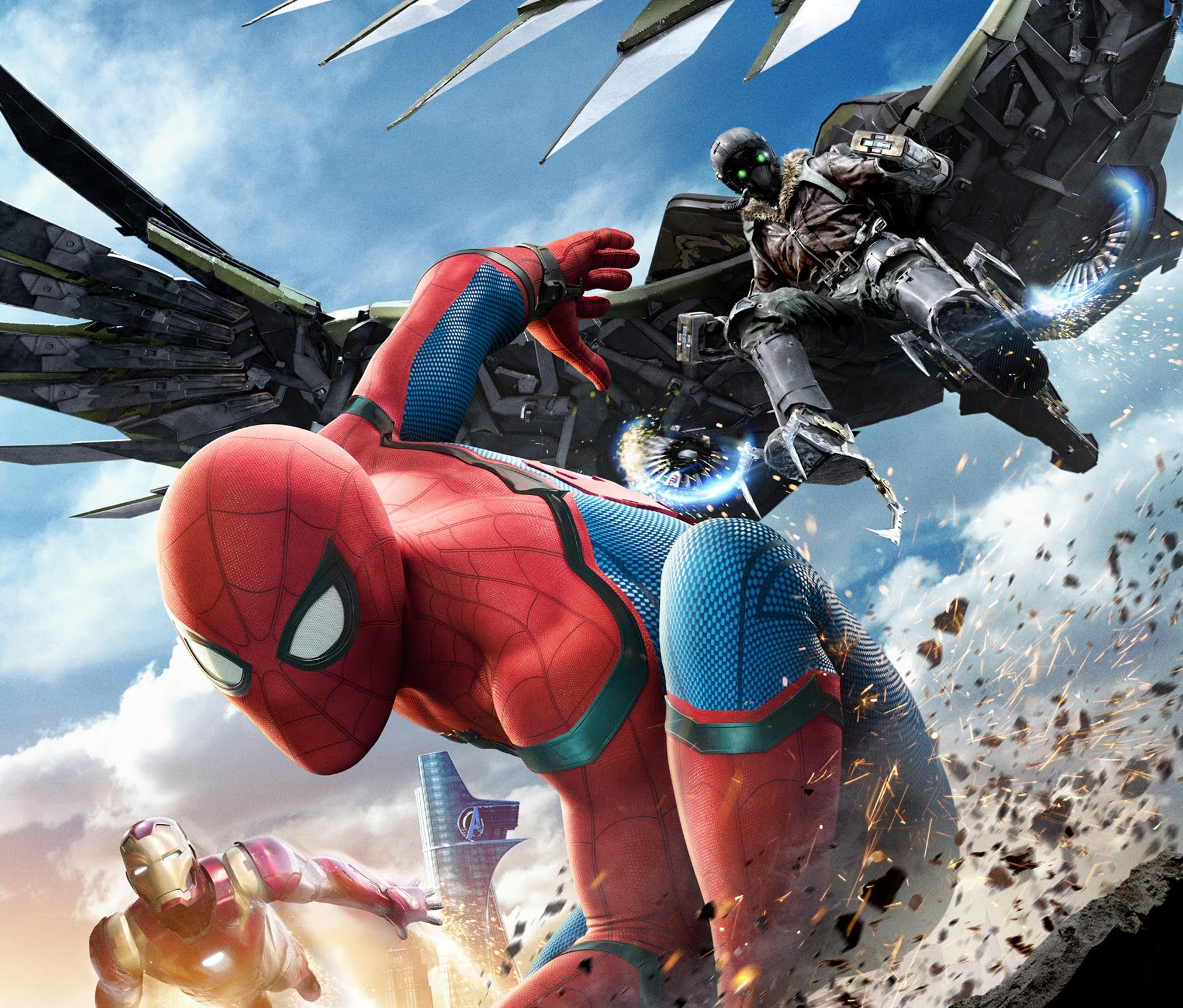 63 Spider Man Homecoming HD Wallpapers Background Images 2024x1724