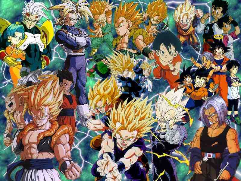 Dragon Ball Z images Super DBZ wallpaper photos 2990477 800x600