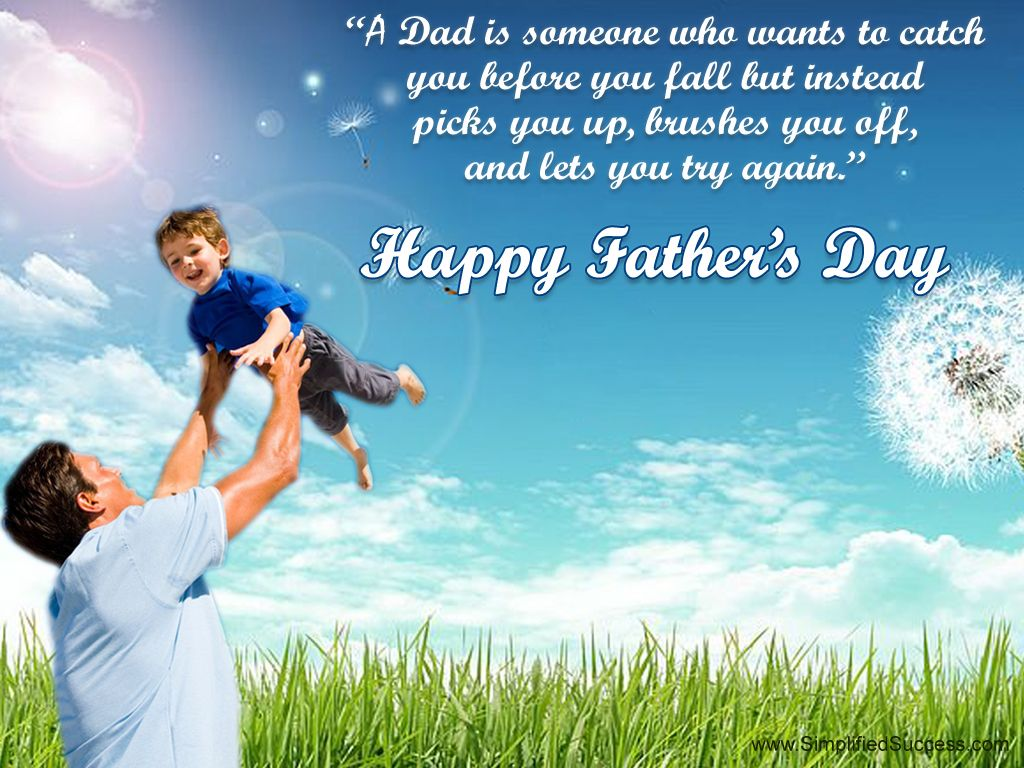 fathers day wallpapers   Large Images Quotes Happy father 1024x768
