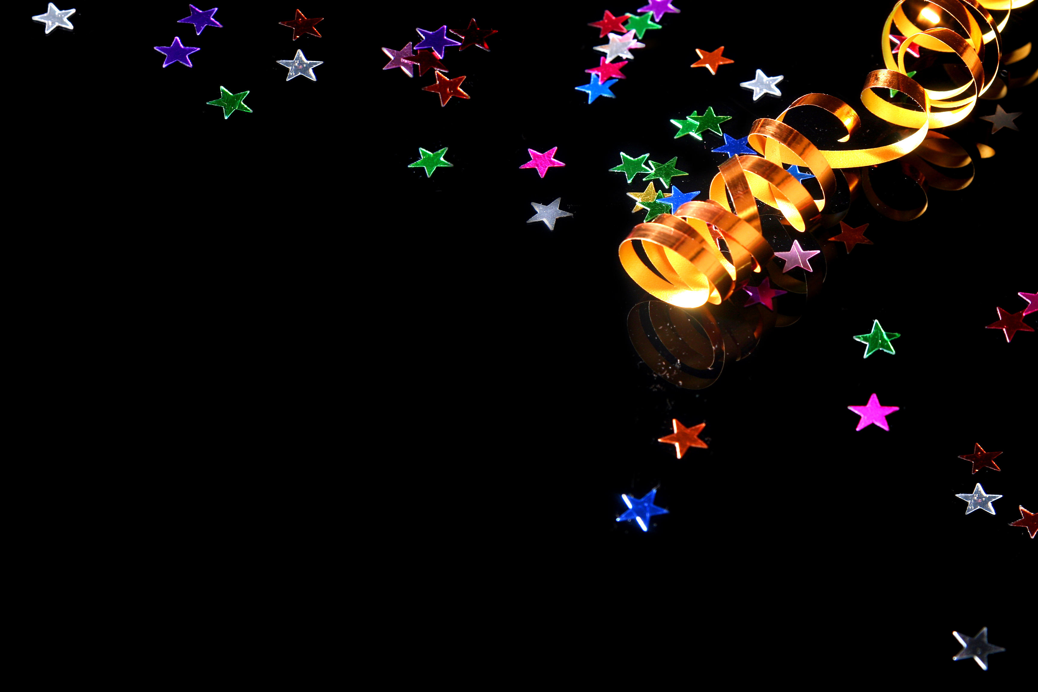 Black New Year Backgrounds Happy New Year 2018 Pictures 3456x2304