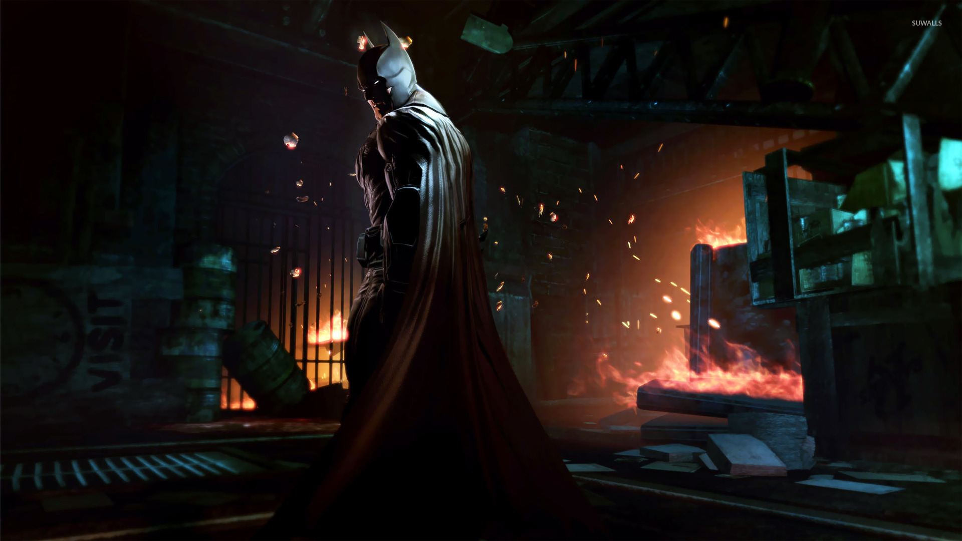 Batman Arkham Origins wallpaper   Game wallpapers   21228 1680x1050
