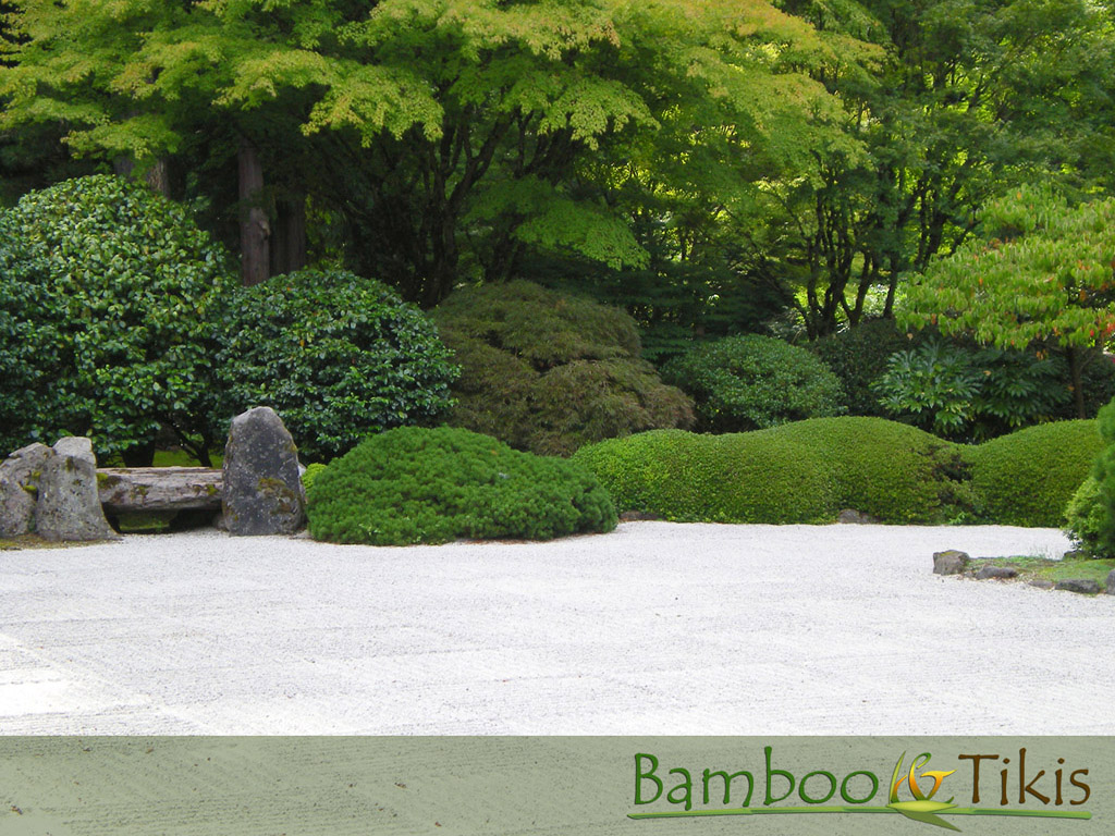 Zen garden wallpaper wallpapersafari Pictures of zen rock gardens