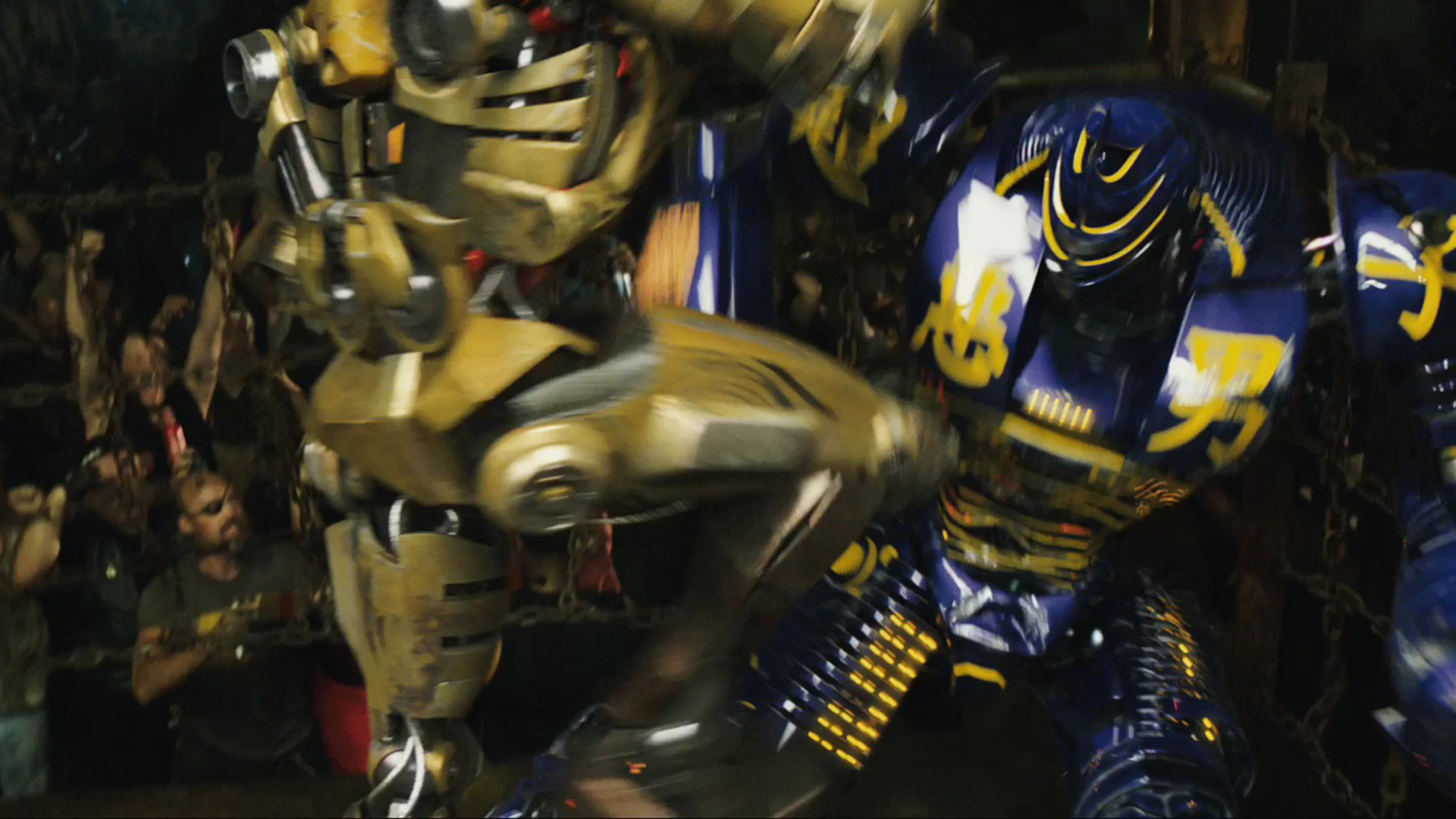 Real Steel Desktop Wallpapers for HD Widescreen and Mobile 1920x1080
