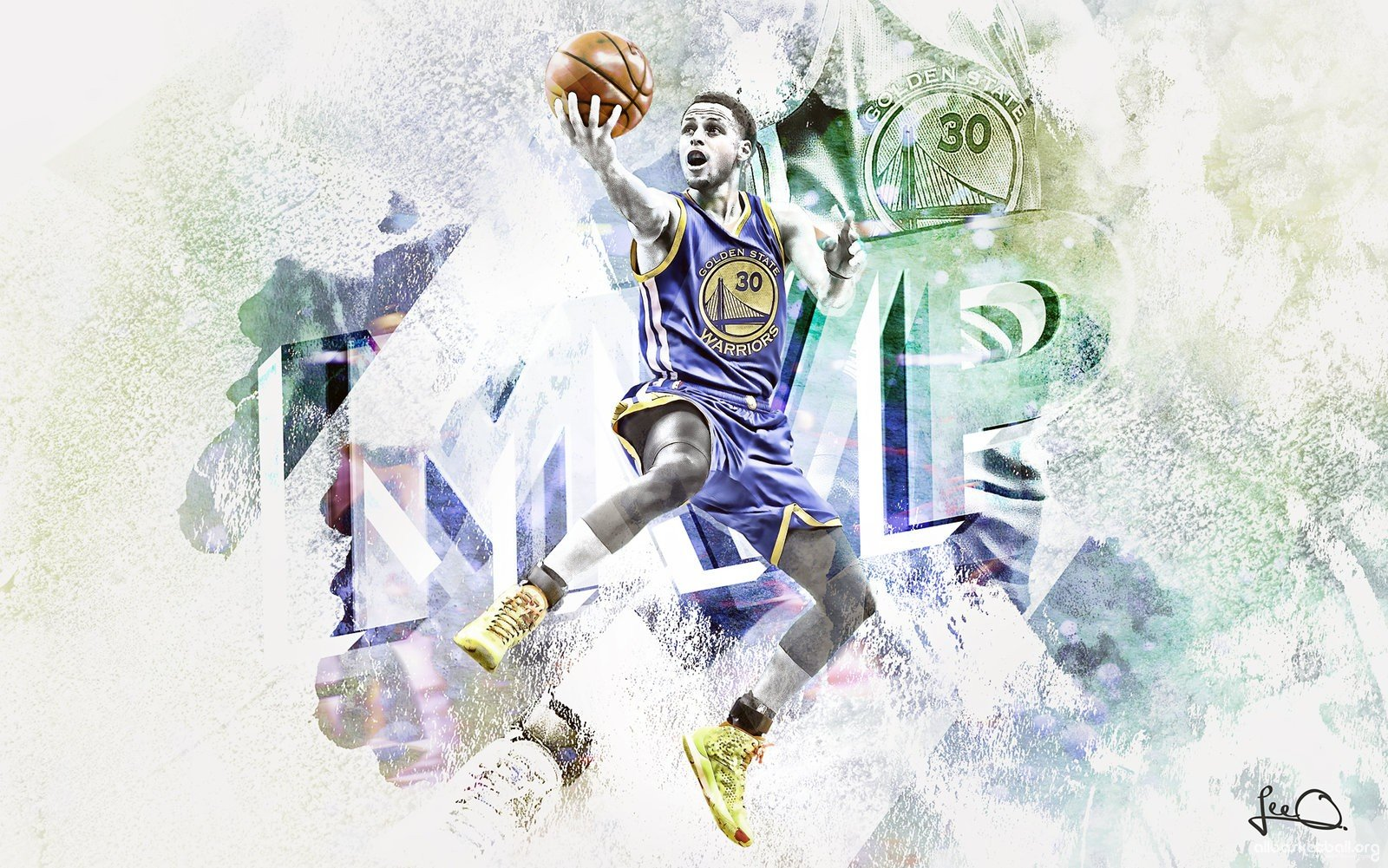 Steph Curry MVP 2015 Wallpapers 1600x1000 1600x1001