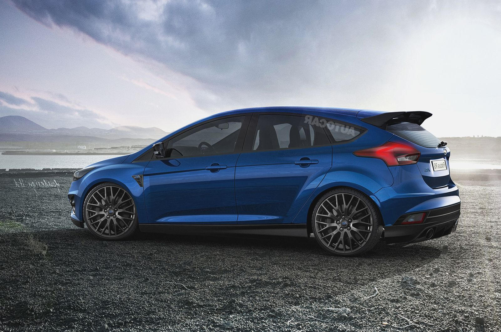 30 2016 Ford Focus Rs Wallpaper On Wallpapersafari
