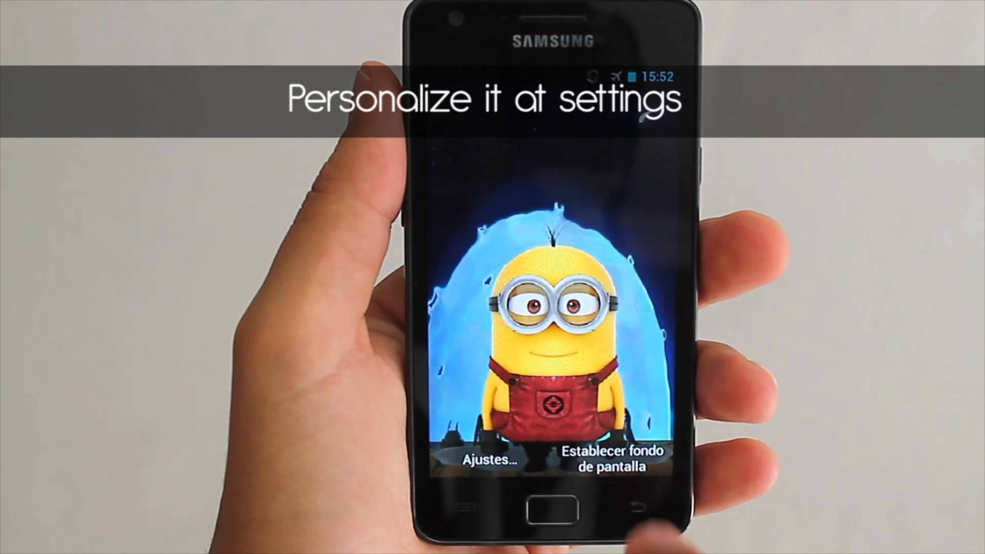 Displaying 14 Images For   Minion Eyes Wallpaper 1920x1080