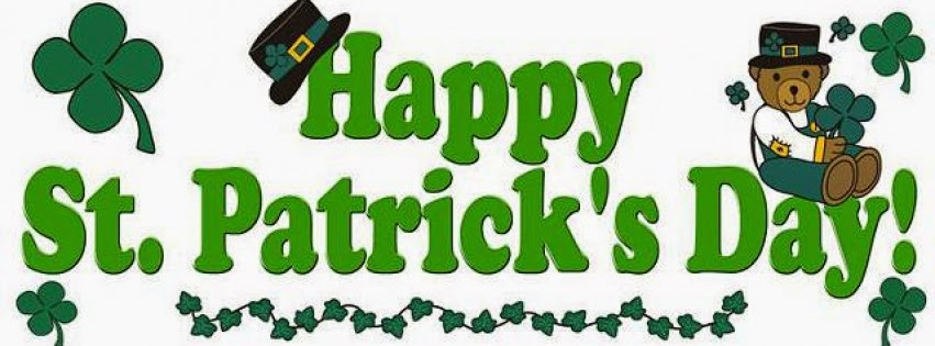 Image result for ST PATRICKS CLIP ART BANNERS